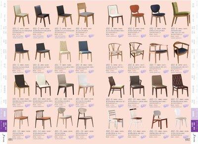 ※尊爵床墊 各款家具批發※麗星胡桃餐椅 貝洛克 雷恩 雷納德 全省免運 在享優惠價