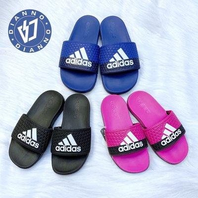 帝安諾-Adidas Adilette 愛迪達 拖鞋 童鞋 童拖鞋 記憶鞋墊 BA7695 B44875 桃 黑桃 苗栗縣