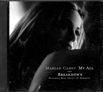 瑪麗亞凱莉Mariah Carey / My All and Breakdown(單曲)