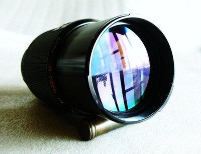 【悠悠山河】藍晶鍍膜 Nikon直上--KIRON 70-210mm F4恆定 MC Macro *~收藏級~*