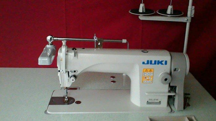 「工業縫紉機」重機牌JUKI平車8700型、(全新)一般馬達沒自動切線、含電燈、 **嘉匯針車有限公司**001