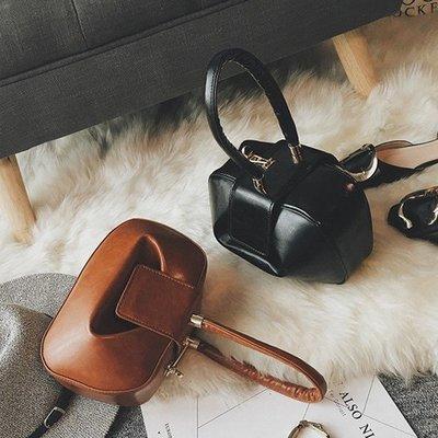 2017春季新款女包韓版潮流手提包鎖扣小包包簡約小方包零錢手機包