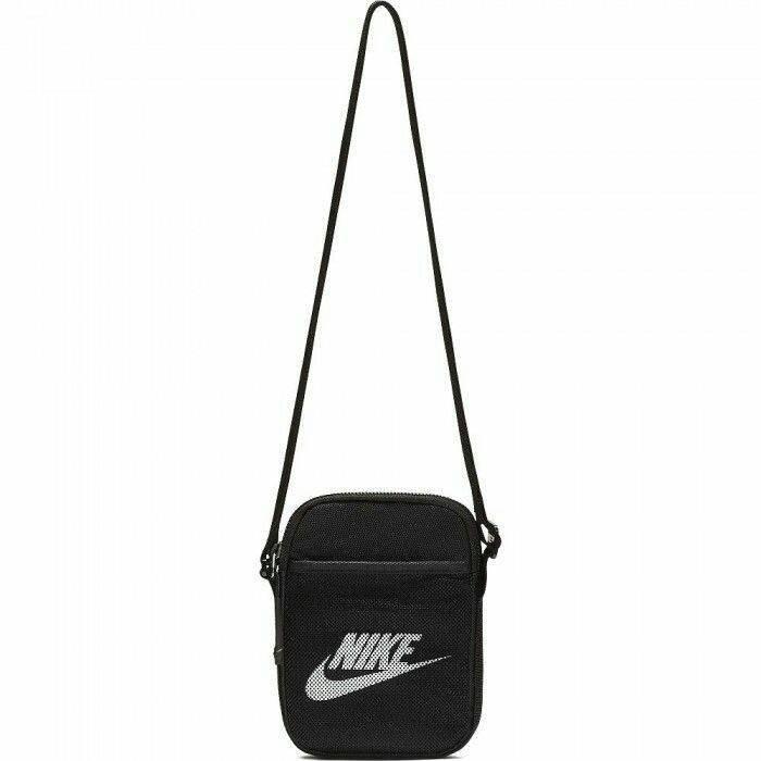【IMP】Nike Heritage Cross body Bag 尼龍 側背包 小包 黑 BA5871 010 現貨