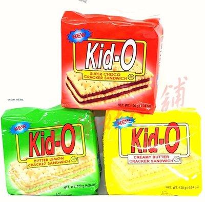 Kid-O日清三明治120g 🍃奶油 ...