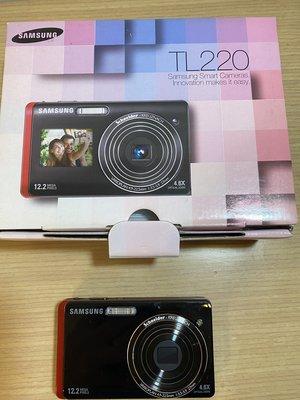 出售SAMSUNG TL220 相機