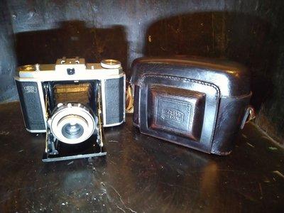 Zeiss ikon nettar 古董蛇腹底片相機