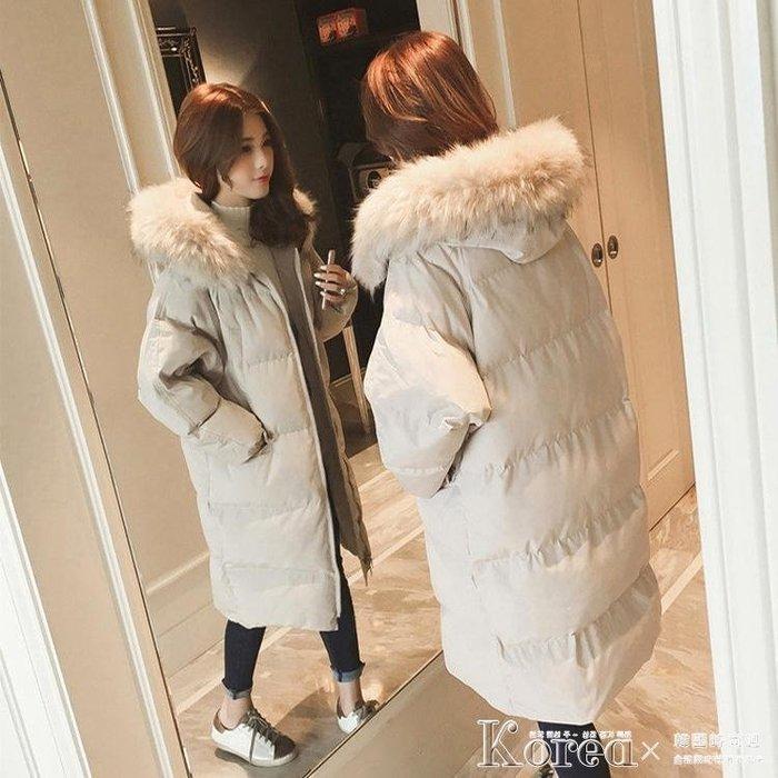棉衣 棉衣女裝大碼新款冬季羽絨棉服加厚外套中長款韓版學生面包服棉襖