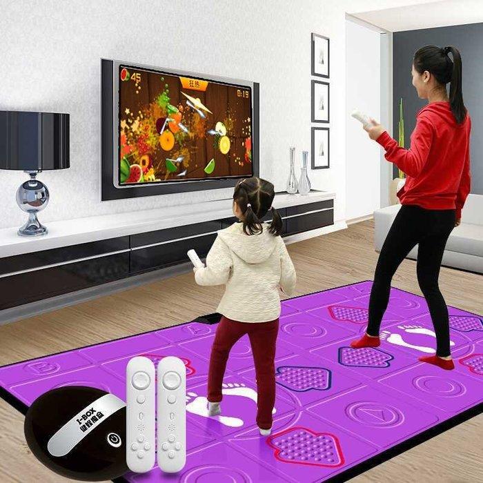 〖起點數碼〗酷舞PU跳舞毯無線雙人電視電腦接口跳舞機家用體感跑步萬青游戲機