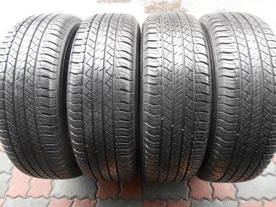 ◎至品中古胎◎優質中古跑胎~225/65/17 米其林 HP SUV 休旅車 專用 ~含安裝.平衡