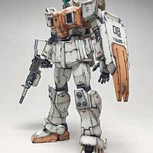 售 Bandai 模型 HG 1/144 RGM-79[G] ground type 上色成品