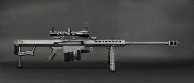 JHS((金和勝 生存遊戲專賣))SOCOM GEAR M107 M82A1 GBB CO2/拋殼