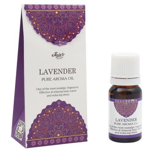 [綺異館]印度香氛精油 薰衣草 10ml JAIN'S LAVENDER pure aroma 另售印度皂 印度香