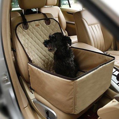 寵物汽車座墊 車用寵物墊(1入)-防水尼龍兩用汽車前排椅墊3色73pp585[獨家進口][米蘭精品]
