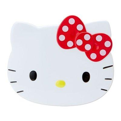 SANRIO三麗鷗 Hello Kitty 凱蒂貓  印章收納盒 印鑑盒《可放雙印章》 附印泥