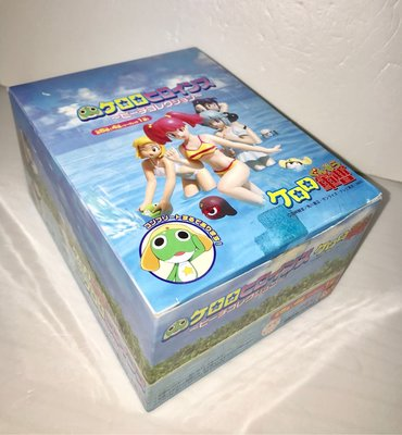 Keroro軍曹 Bleach Collection Figure 盒蛋 旦 共5款 連特別版
