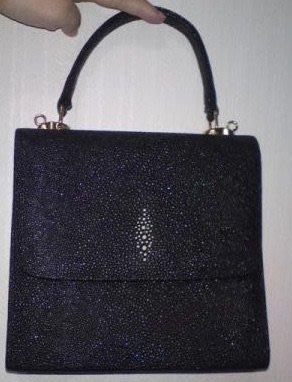 全新泰國珍珠魚手提包