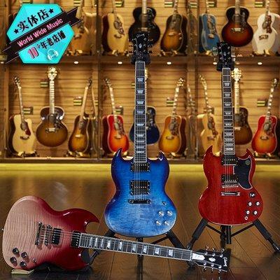 吉他世音琴行 吉普森 Gibson SG61 Standard\/Modern\/Faded 2019電吉他