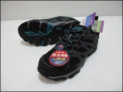 2019 秋冬 LOTTO 機能型登山鞋 深灰藍  LT9AMO1176 防潑水機能 特價1490元 超取免運