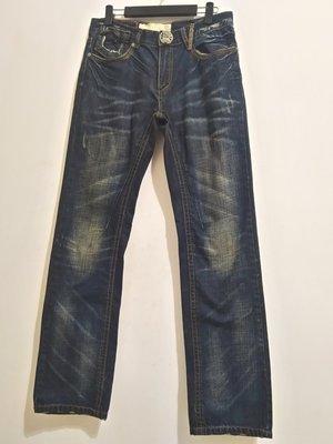 SOLBERRY日本款龐克型牛仔褲