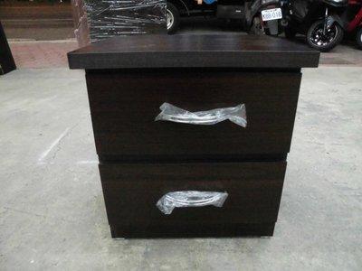 全新品 胡桃木色床邊櫃&二手家具台中權威 床頭櫃 檯燈桌 轉角櫃 台中市