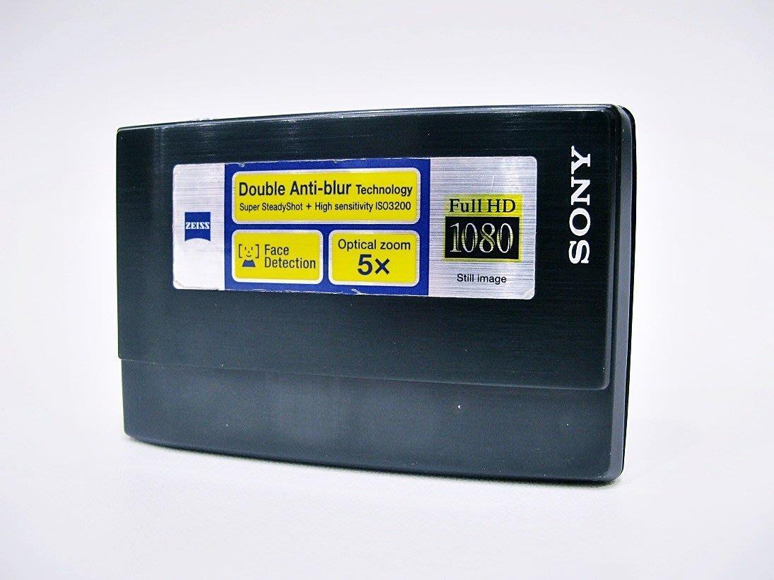 *羅浮工作室=免郵資,功能保固*SONY DSC-T100 數位相機 (黑)*