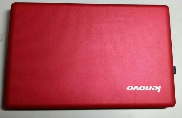 『皇家昌庫』Lenovo IdeaPad S110 經典紅色 輕巧筆電 99%成新 10.1吋/Atom N2600