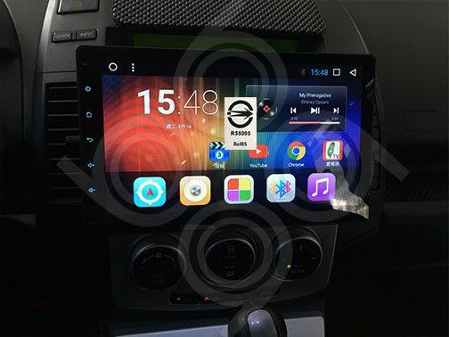 馬自達 MAZDA5 馬5 -10吋安卓機.Android.觸控螢幕.usb.導航.網路電視.公司貨保固一年