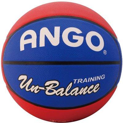 """""""爾東體育"""" ANGO UN-BALANCE 不規則彈跳藍球 5號不規則彈跳籃球 5號籃球 訓練籃球"""
