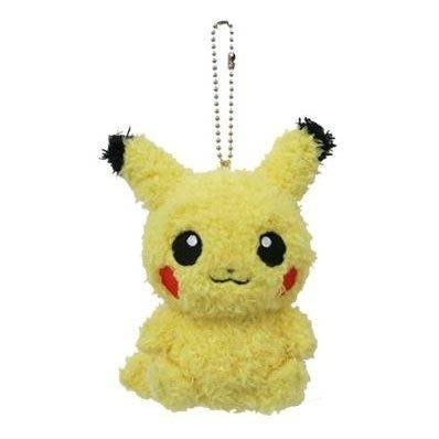 尼德斯Nydus~* 日本正版 寶可夢 神奇寶貝Pokemon 絨毛玩偶 娃娃 公仔 皮卡丘 吊飾 約13cm