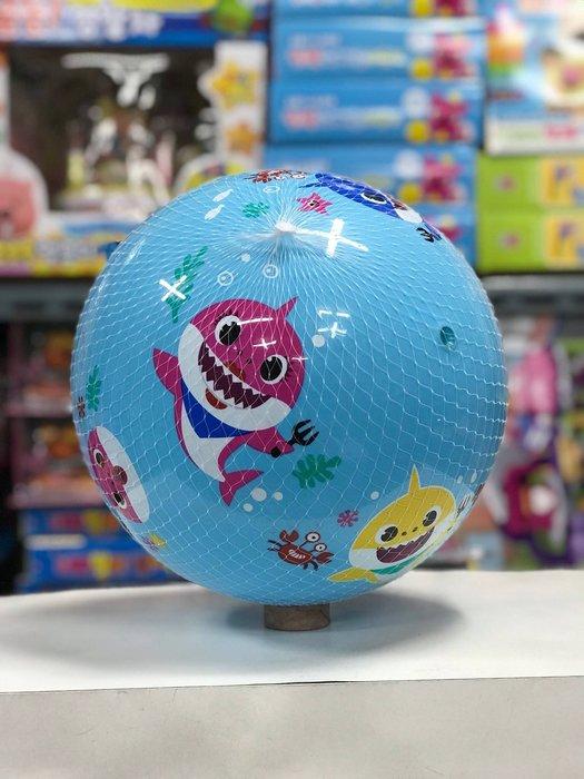 『※妳好,可愛※』日韓代買代購 鯊魚一家彈力球 鯊魚寶貝 玩具 戶外用品 戶外休閒