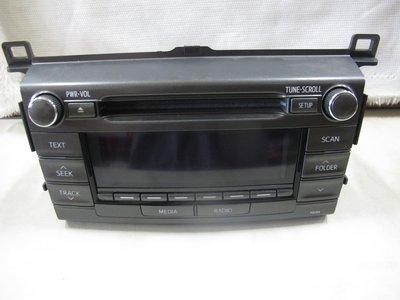 二手舖 NO.5701  TOYOTA RAV4 Pioneer DEH- R31271-ETC 汽車音響 全新 未使用