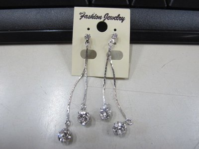 二手舖 NO.4527 時尚造型耳環 耳針 耳鉤 便宜賣 首飾飾品