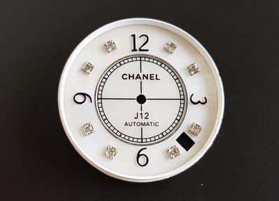 CHANEL 香奈兒 J12    鑲嵌真鑽  手錶面盤 嘉義市