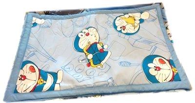 =YvH=Pillowcase 鋪棉枕套一對 (兩入) 台灣製造 正版授權 哆啦A夢 小叮噹 壓框鋪棉枕套
