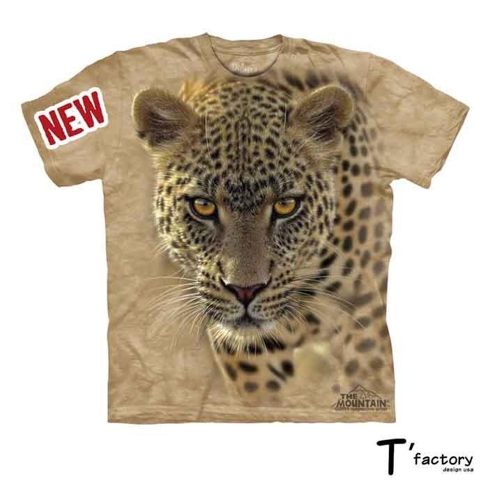 【線上體育】The Mountain 短袖T恤  M號 潛行豹 TM-103320.jpg