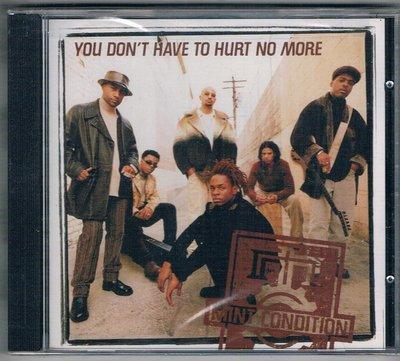 [鑫隆音樂]西洋CD-You Don't Have To Hurt No More/全新/免競標