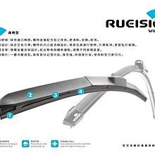 【撥水矽膠】(組合一) SUZUKI ESTEEM 雨刷 (1997~)18+18吋(雨刷+清潔錠6顆) 銳視雨刷