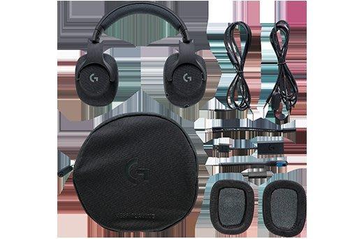【全新含稅】Logitech 羅技 G433 電競遊戲耳機麥克風 7.1 環繞音效 (非微軟)