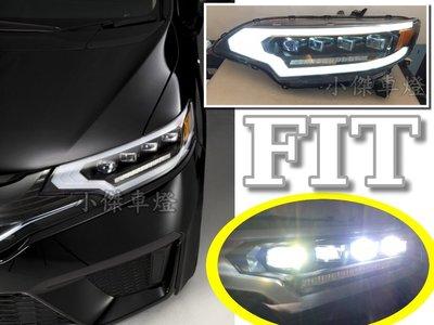小傑車燈精品-- HONDA FIT ...