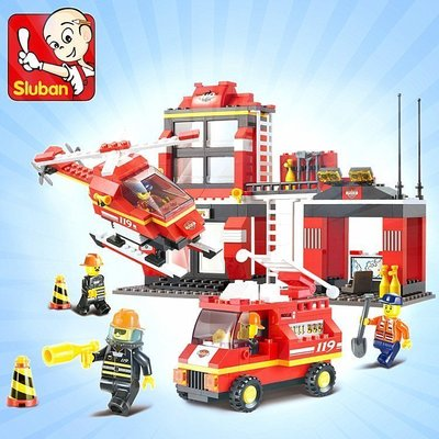 【優上精品】小魯班拼裝積木玩具城市雙層巴士 6歲以上男孩益智玩具(Z-P3252)