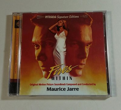 """""""Fires Within""""- Maurice Jarre(51),全新美版,Limited"""