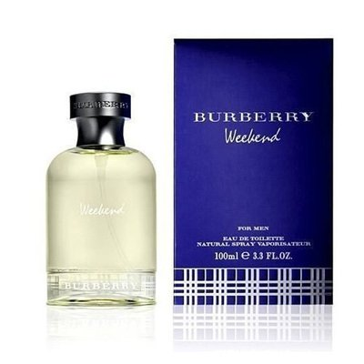 Burberry Weekend For Men 週末男性淡香水 100ML【小7美妝】