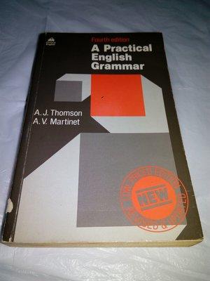 老師推介用書 A Practical English Grammar 4th Oxford University Press  A.J. Thomson