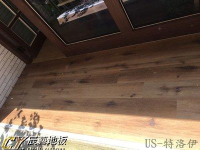 辰藝地板~案場實例~台北市士林區(林設計師)6吋SPC防水地板~特洛伊