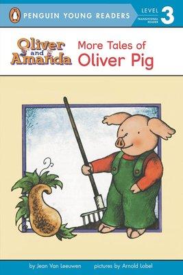*小貝比的家*MORE TALES OF OLIVER PIG/ LEVEL 3/平裝7~12歲/第三階