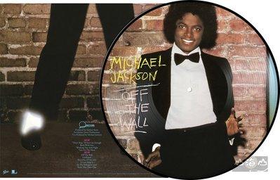 【預購】【黑膠唱片LP】牆外 Off The Wall (Picture Disc)/麥可傑克森-19075866411