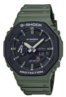 【萬錶行】CASIO  G SHOCK  全新街頭軍事系列  GA-2110SU-3A