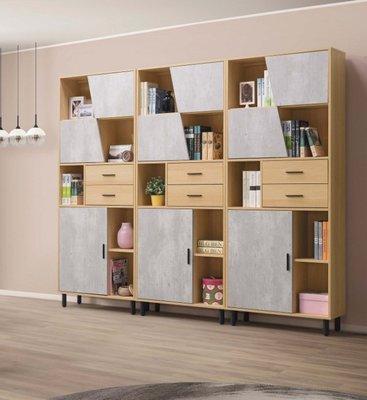 系統式書架個性創意歐式復古簡约現代書櫃單一個