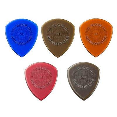 ☆唐尼樂器︵☆ Dunlop 549R Flow Standard 烏克麗麗/木吉他/電吉他 Bass PICK 彈片