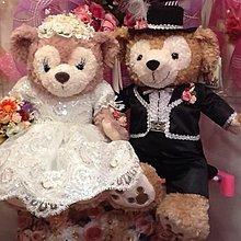 自家製結婚花車公仔 43cm日本版Duffy Shelliemay 西式結婚禮服套裝4號 不連公仔 歡迎查詢